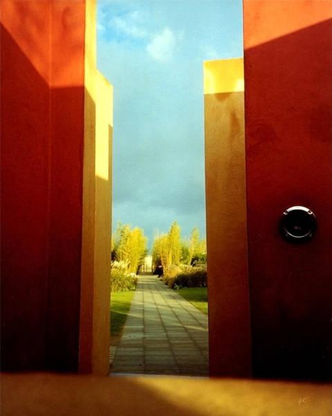 Photograph - Majestic Columns by Gerlinde Keating - Galleria GK Keating Associates Inc
