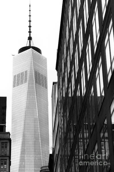 Wall Art - Photograph - Majestic Freedom Tower by John Rizzuto