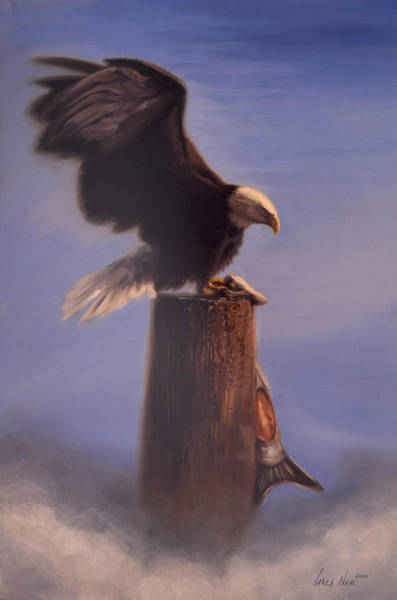 Painting - Majestic by Greg Neal
