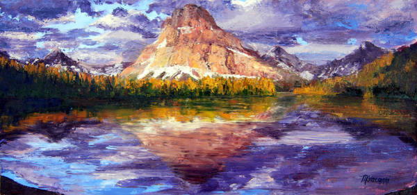 Painting - Majestic by Mary Giacomini