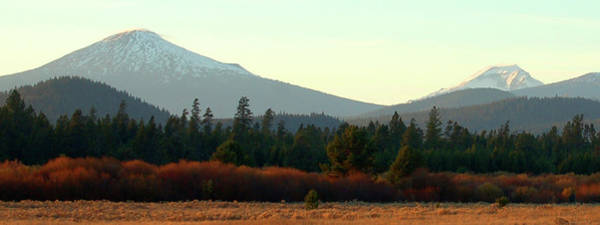 Photograph - Majestic Mountains by Terry Holliday