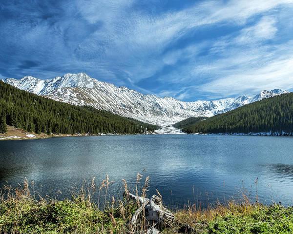Photograph - Majestic Rocky Mountains by Jemmy Archer
