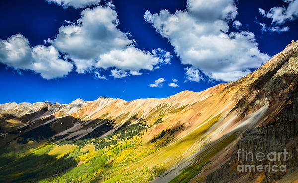 Majestic San Juan Mountains  Art Print by Scott and Amanda Anderson