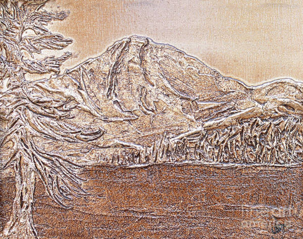 Adirondack Mountains Painting - Majestic Whiteface Mountain by Christine Dekkers