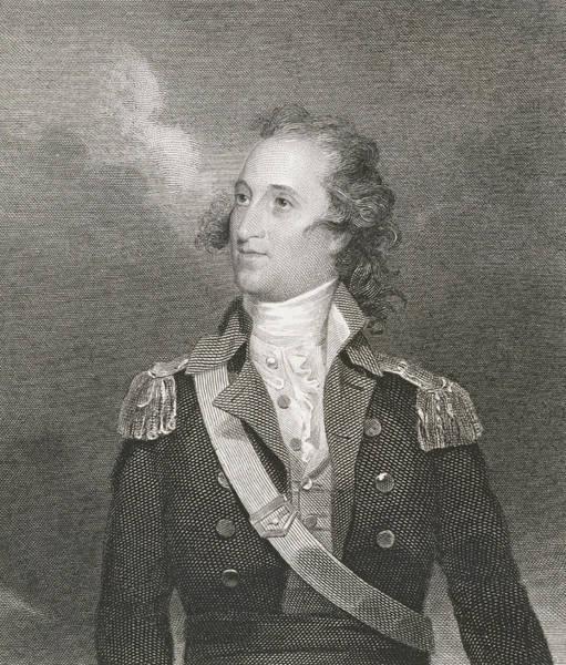 American Revolution Painting - Major General Thomas Pinckney by John Trumbull
