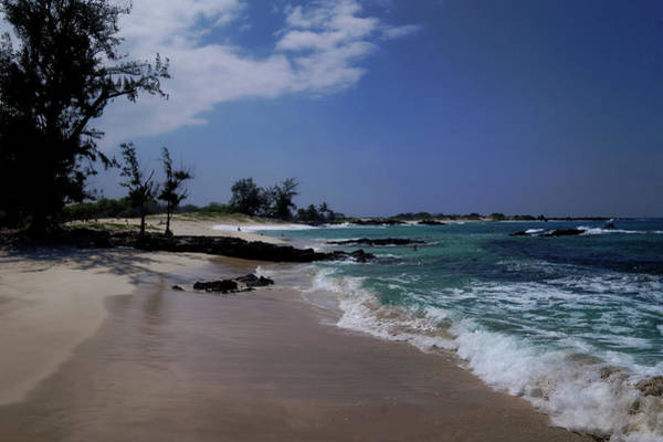 Photograph - Makalawena Beach by Pamela Walton