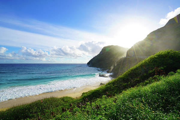 Wall Art - Photograph - Makapuu Morning Sun by Kevin Smith