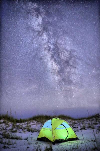 Camping Wall Art - Photograph - Make A Wish by JC Findley