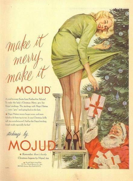Make It Merry...make It Mojud Art Print