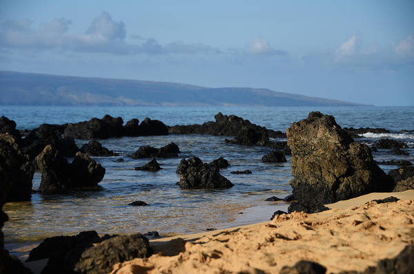 Photograph - Makena Cove Beach by Jennifer Ancker
