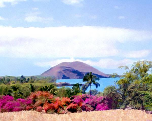 Photograph - Makena Maui by Kurt Van Wagner