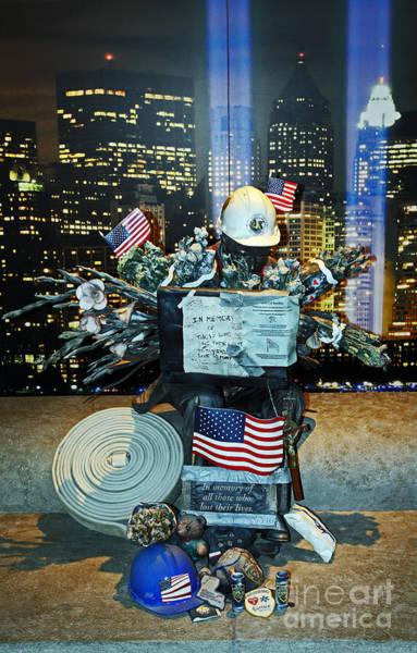 Photograph - Makeshift Memorial by Jennifer Robin