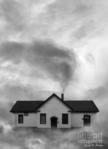 Photograph - Making Clouds by Dave Gordon