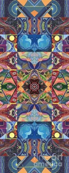 Mixed Media - Making Magic - A  T J O D  Arrangement by Helena Tiainen