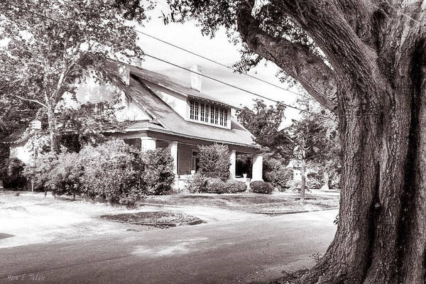 Photograph - The House That Moved by Mark Tisdale