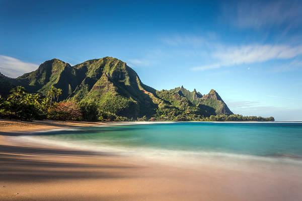 Photograph - Makua Beach Kauai by Pierre Leclerc Photography