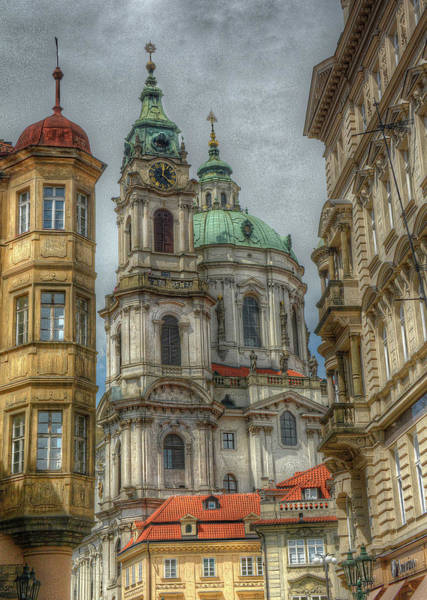 Photograph - Mala Strana by Michael Kirk