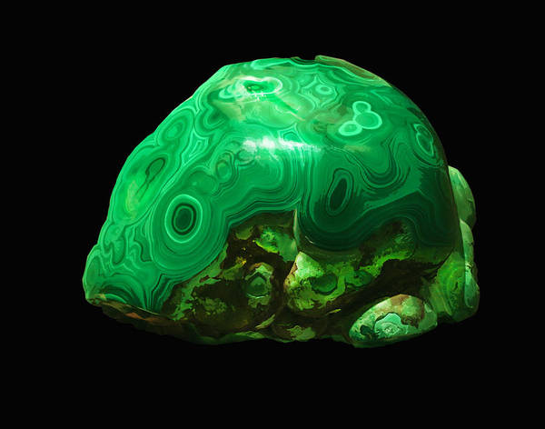 Photograph - Malachite by Susan Vineyard