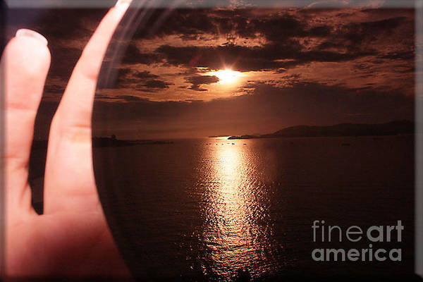 Photograph - Malaysian Sunset by Eena Bo