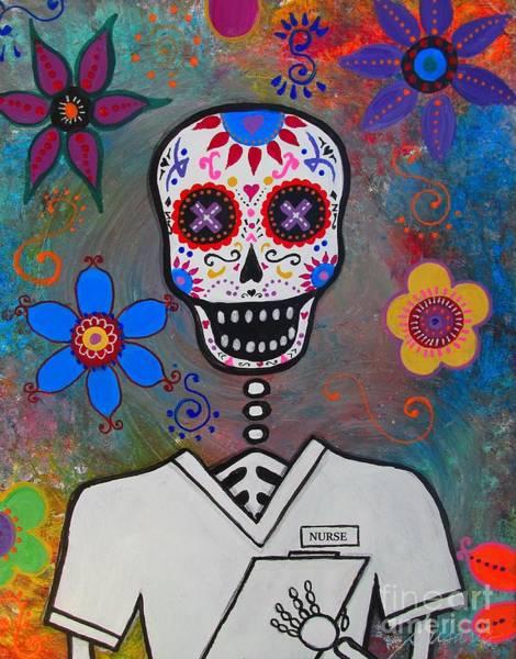 Painting - Male Nurse by Pristine Cartera Turkus