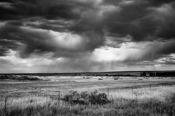 Malheur Storms Clouds Art Print
