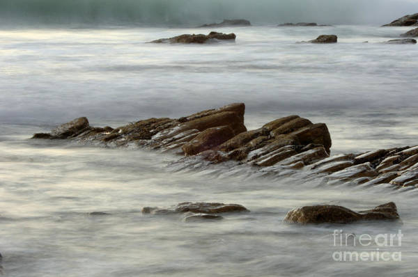 Marine Layer Photograph - Malibu Morning by Marc Bittan