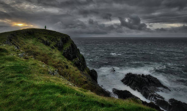 Photograph - Malin Head by Windy Corduroy