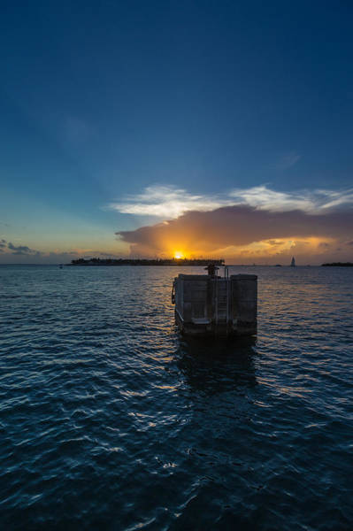 Duval County Photograph - Mallory Square Sundown by Dan Vidal