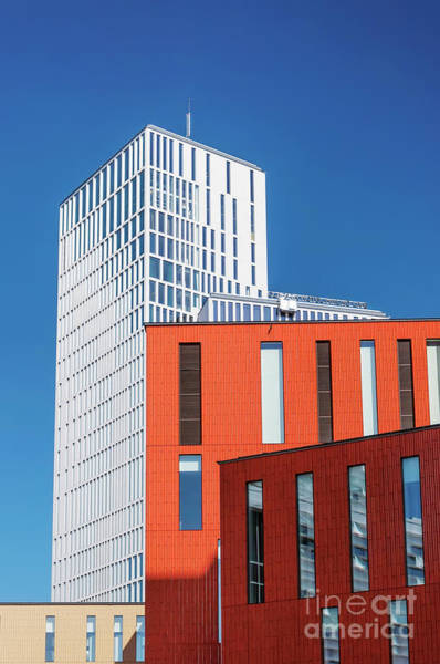 Clarion Wall Art - Photograph - Malmo Live Building by Antony McAulay