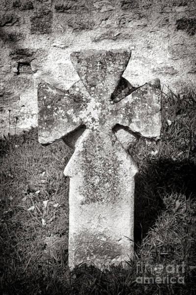 Knights Templar Photograph - Malta Cross   by Olivier Le Queinec