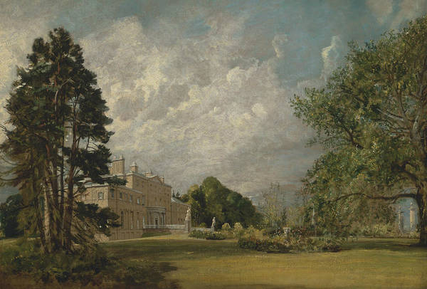 Painting - Malvern Hall Warwickshire by John Constable