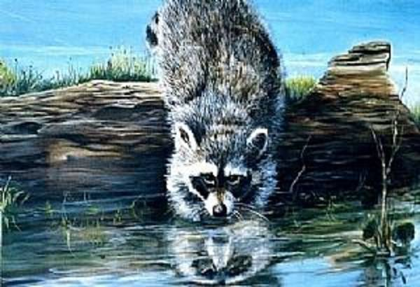 Painting - Mama Taught Me Good by Naomi Dixon