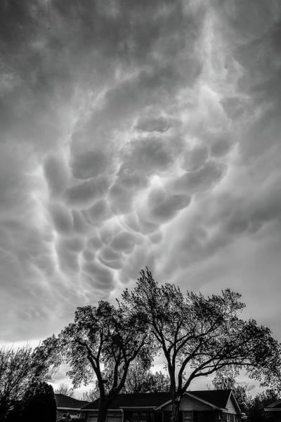 Photograph - Mammatus Dance by Scott Cordell