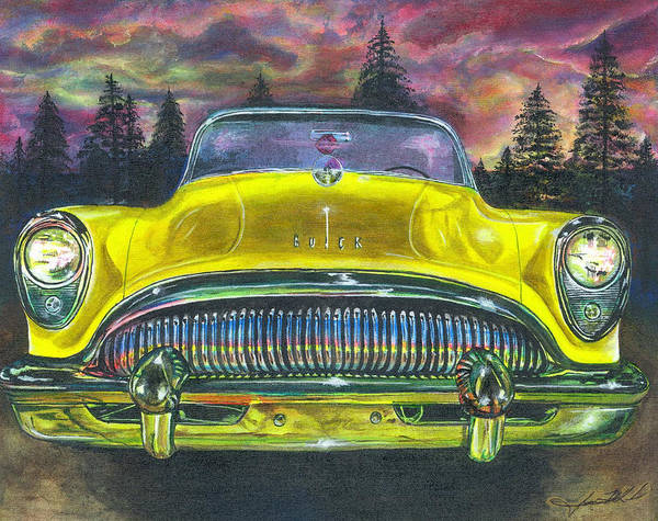 Custom Truck Painting - Man Cave #2 by Jason McKeel