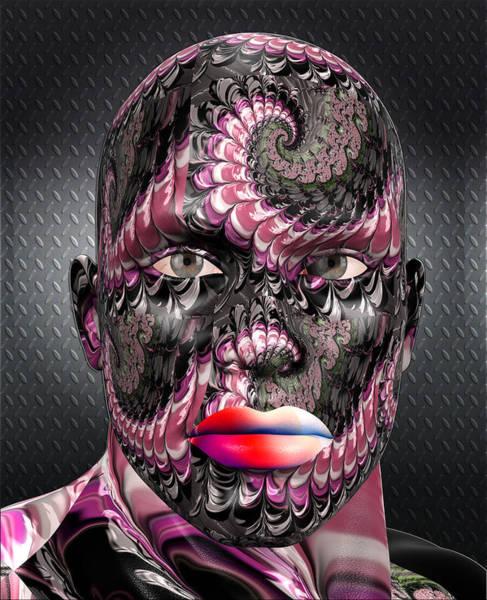 Digital Art - Studio Man Render 21 by Carlos Diaz