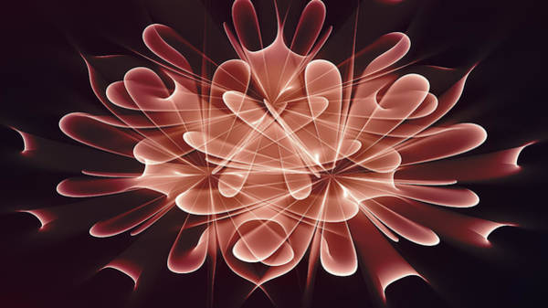 Digital Art - Manas Flowering by Jeff Iverson