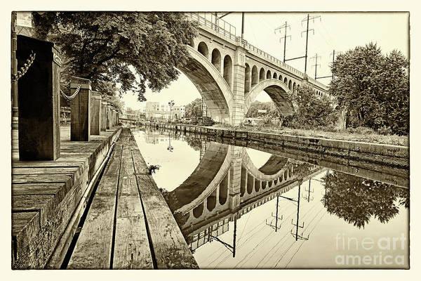 Wall Art - Photograph - Manayunk Bridge 1 by Jack Paolini