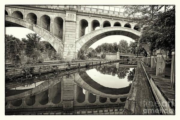 Wall Art - Photograph - Manayunk Bridge 2 by Jack Paolini