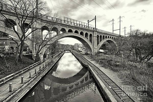 Wall Art - Photograph - Manayunk Bridge 3 by Jack Paolini