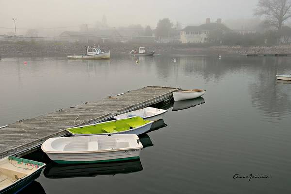 Photograph - Manchester-by-the-sea by AnnaJanessa PhotoArt