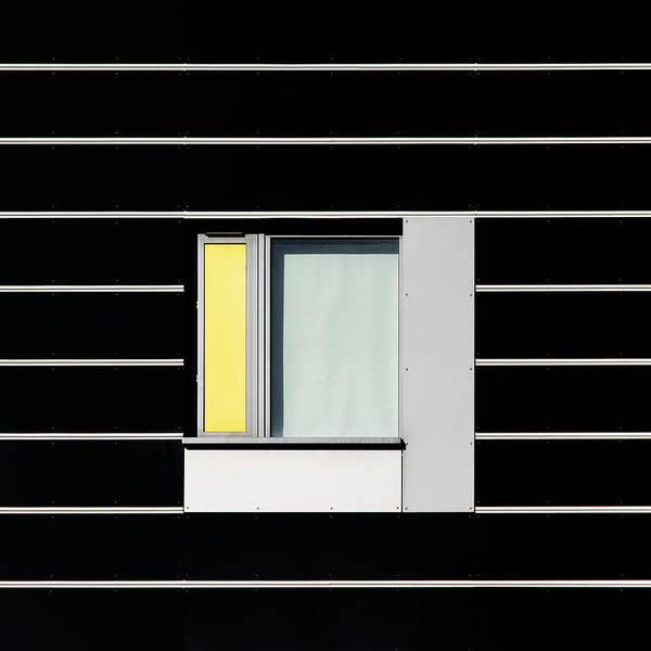 Photograph - Manchester Windows 1 by Stuart Allen