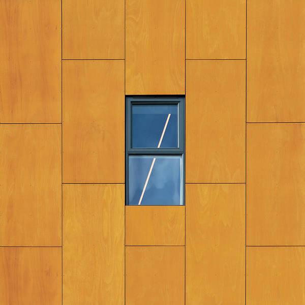 Photograph - Manchester Windows 2 by Stuart Allen