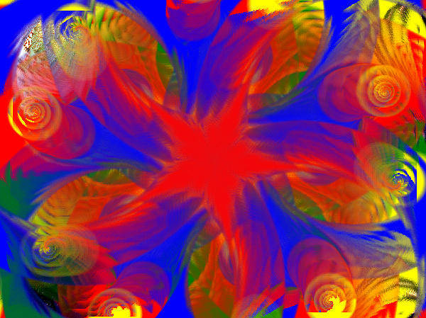 Digital Art - Mandala 11 by Catherine Lott
