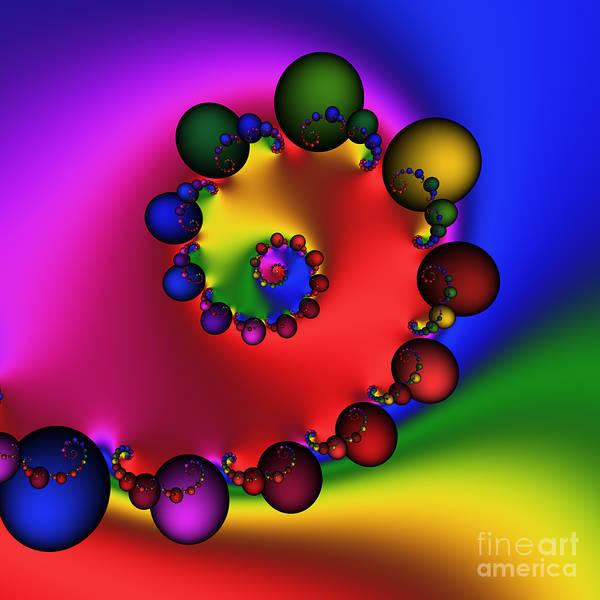 Digital Art - Mandala 157 by Rolf Bertram