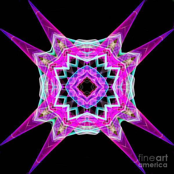 Digital Art - Mandala 3328 by Rafael Salazar