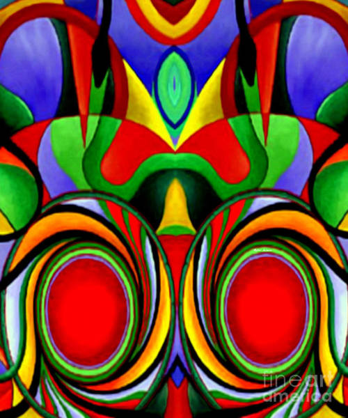 Digital Art - Mandala 9702 by Rafael Salazar