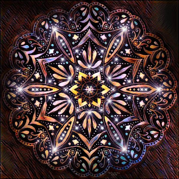 Digital Art - Mandala Art 2018 by Artful Oasis