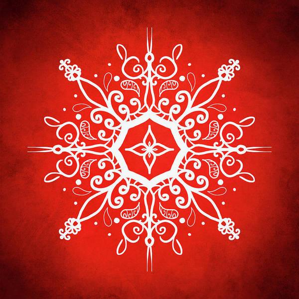 Digital Art - Mandala Art 5 by Patricia Lintner