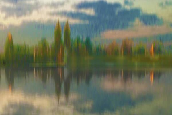 Painting - Manhattan Autumn by Tony Rubino
