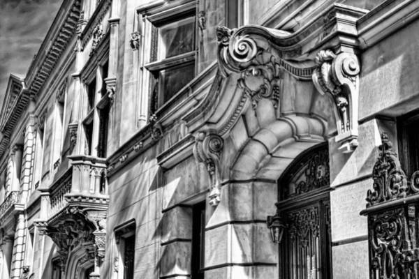 Photograph - Manhattan East Side Buildings 01 by Val Black Russian Tourchin